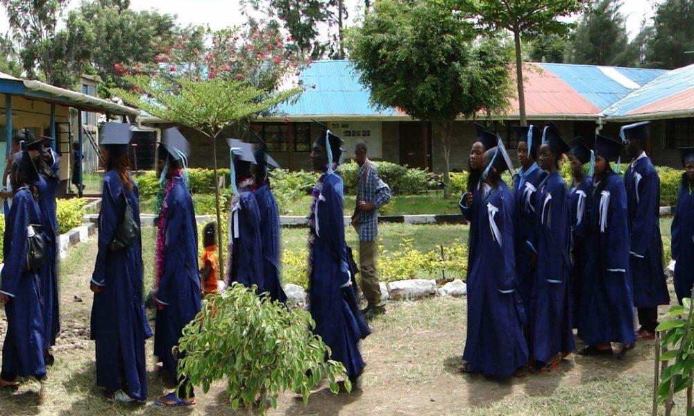 Imani Graduation Day