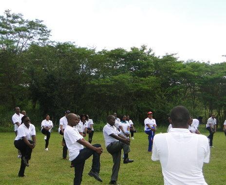 Imani Sports Day
